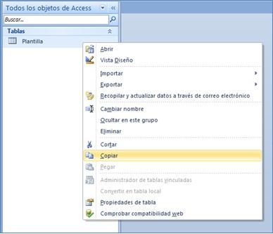 Access y Excel II