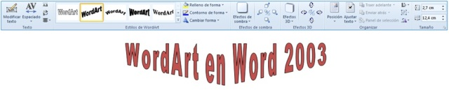 WordArt IV